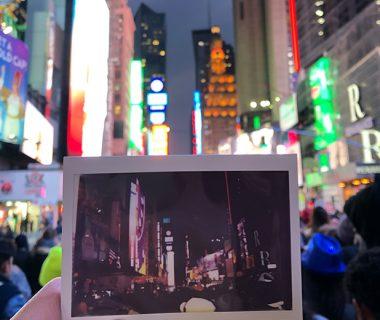 Malam tahun baru di New York